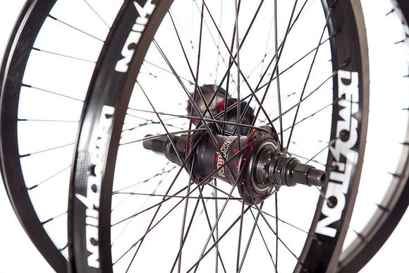 DEMOLITION ROTATOR V3 FREECOASTER WHEEL BLOOD SPLATTER HUB