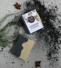 Load image into Gallery viewer, Aniseed & Fennel Handmade Vegan Soap