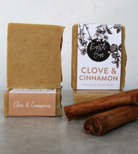 Clove and Cinnamon Soap