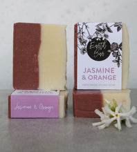 Load image into Gallery viewer, Jasmine and Orange Soap