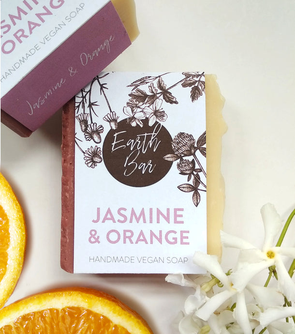 Jasmine and Orange Soap