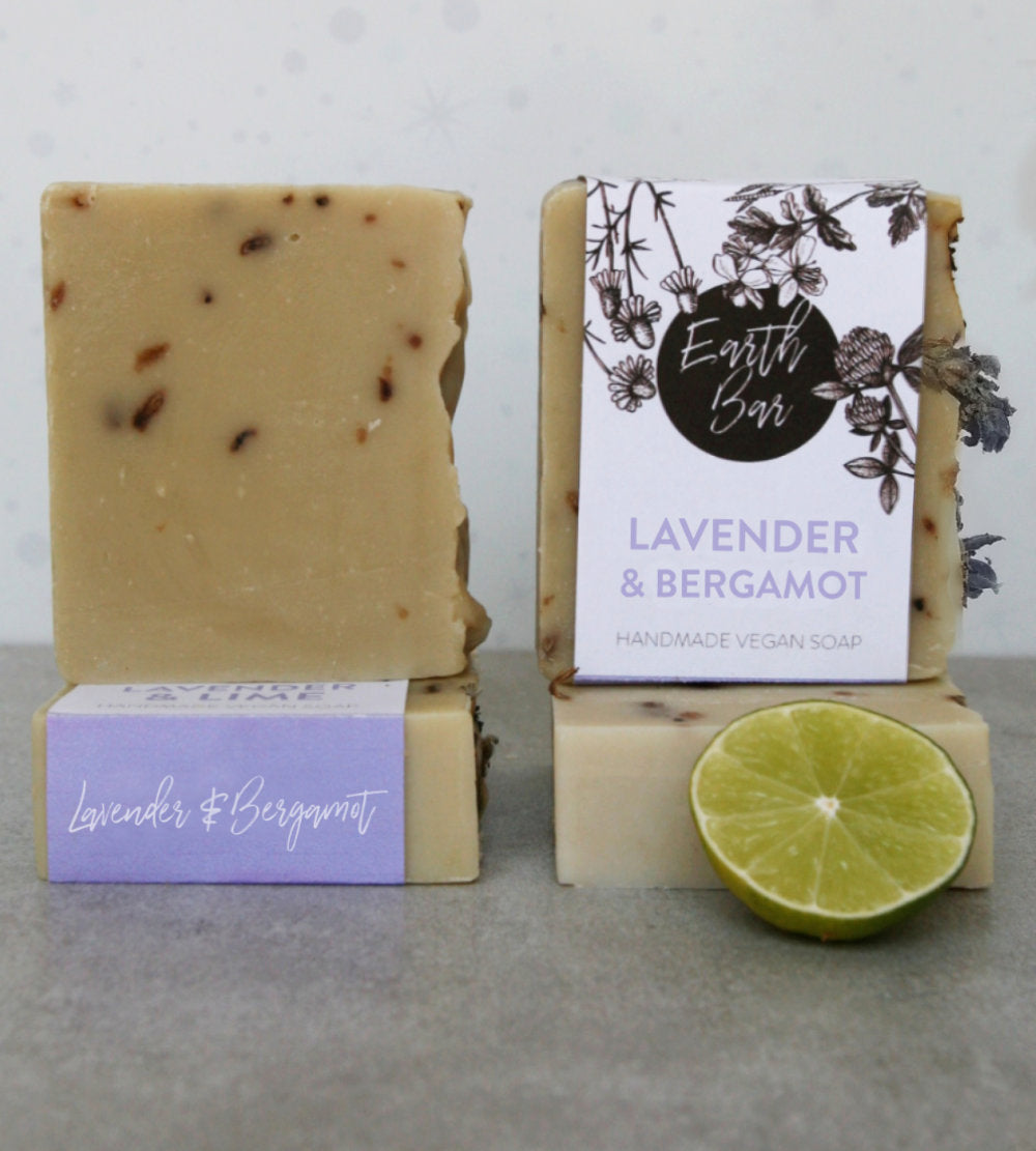 Lavender and Bergamot Soap