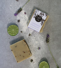 Load image into Gallery viewer, Lavender and Bergamot Soap