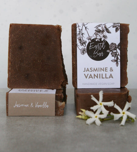 Vanilla and Jasmine Soap