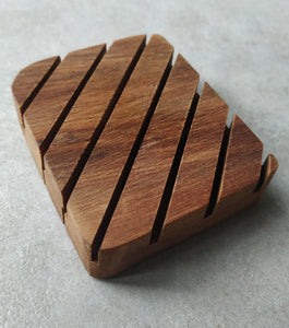 Recycled Timber Soap Tray