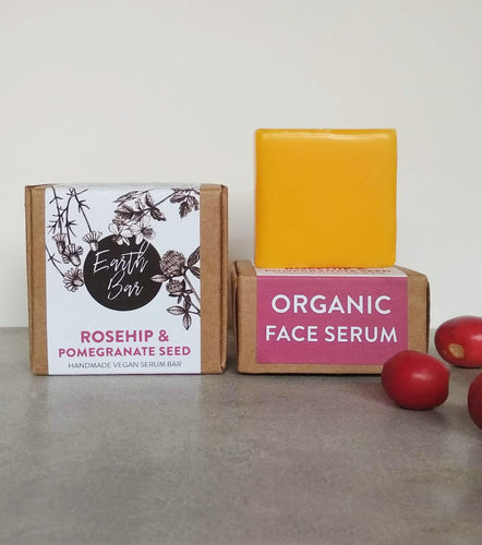 Rosehip and Pomegranate Oil Face Serum
