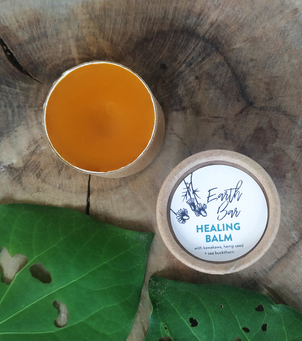 Healing Balm - With Kawakawa, Hempseed & Sea Buckthorn