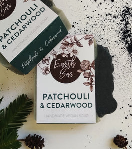 Patchouli and Cedarwood Soap
