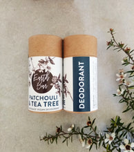 Load image into Gallery viewer, Patchouli & Tea Tree probiotic Deodorant