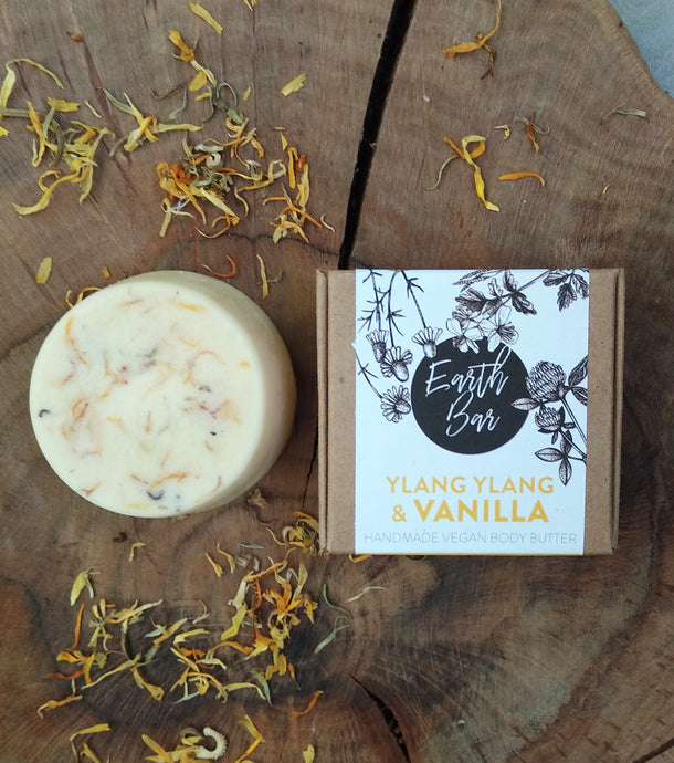 Ylang Ylang and Vanilla Body Butter