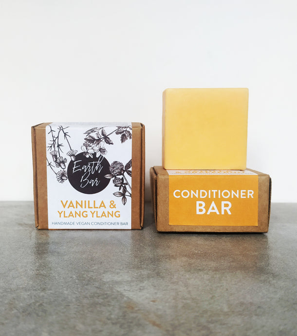 Vanilla & Grapefruit Conditioner Bar