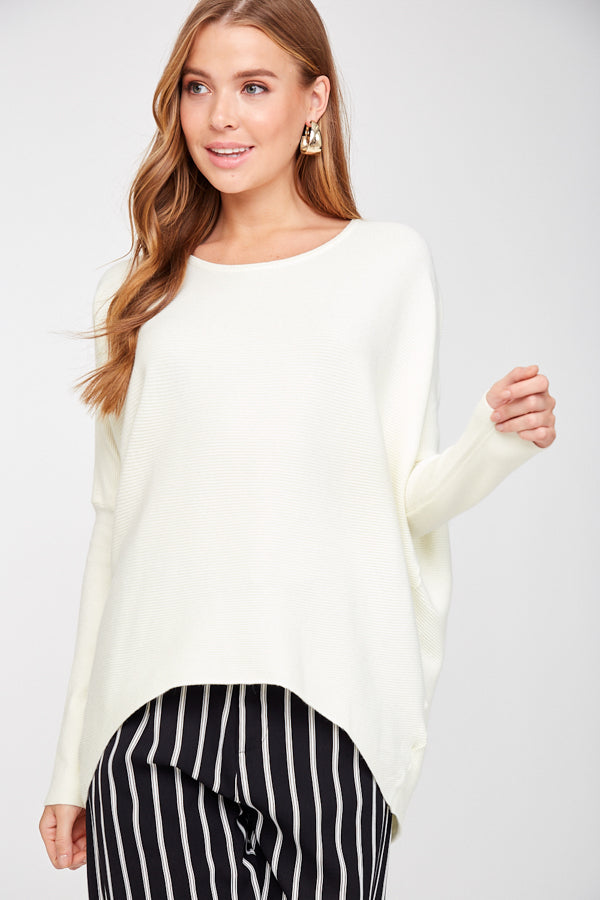 Dolman Sleeve Top - besties STUDIOS