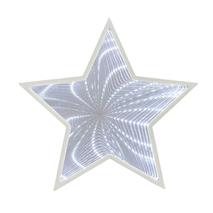 Galaxy Star # LED zrkadlo