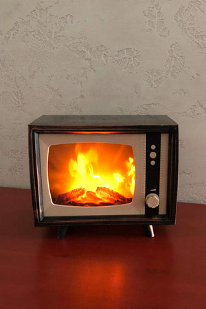 Retro TV Fire