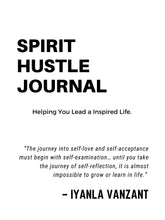 Load image into Gallery viewer, Spirit Hustle Journal - 2 Journals