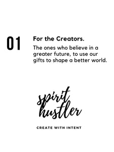 Spirit Hustle Journal - 2 Journals
