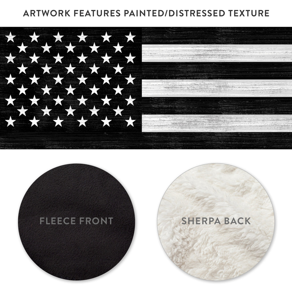 Pretty Perfect Studio offers Custom Sherpa Fleece Blankets For The First Time