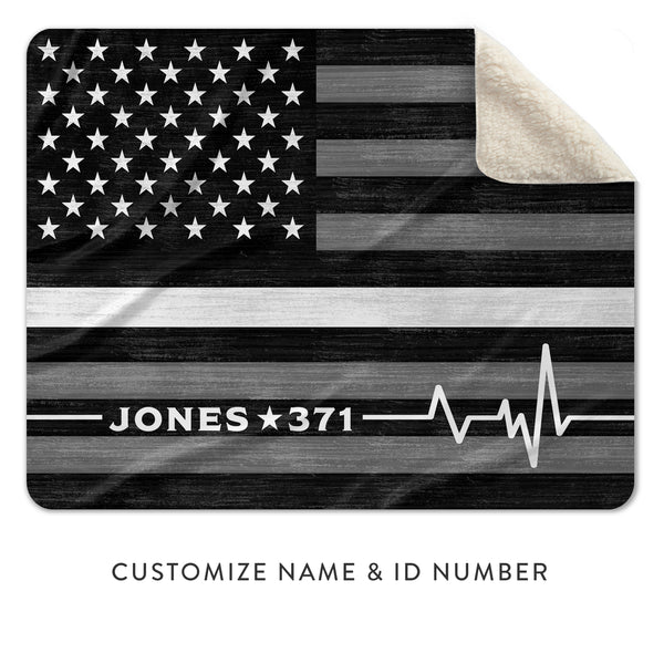 Thin White Line Christmas Gifts For EMTs and Paramedics