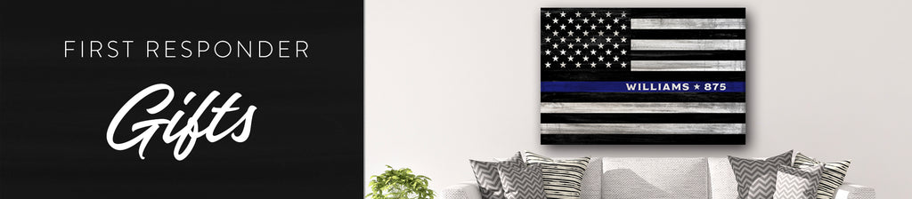 First Responder Wall Art Collection Gifts At Pretty Perfect Studio