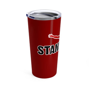 Stand Firm 20oz. Red Tumbler - Stand Firm Series 01