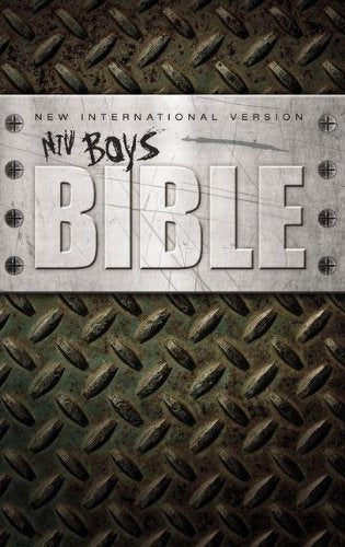 NIV, Boys Bible, Hardcover
