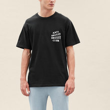 Load image into Gallery viewer, Anti Brexit Brexit Club Tee - Black
