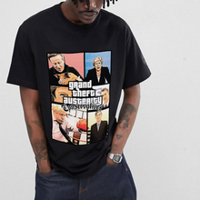 Load image into Gallery viewer, Grand Theft Austerity Tee - Black