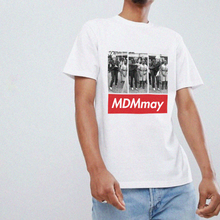Load image into Gallery viewer, MDMmay Tee - White