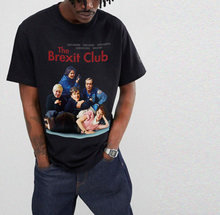 Load image into Gallery viewer, The Brexit Club Tee - Black