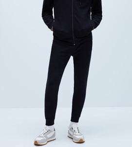 "ZARA MAN SKINNY BASIC JOGGING TROUSER ""DARK NAVY"""