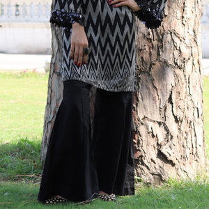 HIMAD WOMEN BLACK DEVIL GHARARA