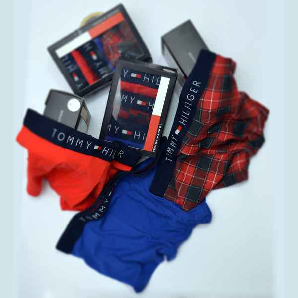 TOMMY HILFIGER PACK OF 3 BOXERS