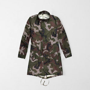 WOMEN CAMOUFLAGE JACKET SKU-1011