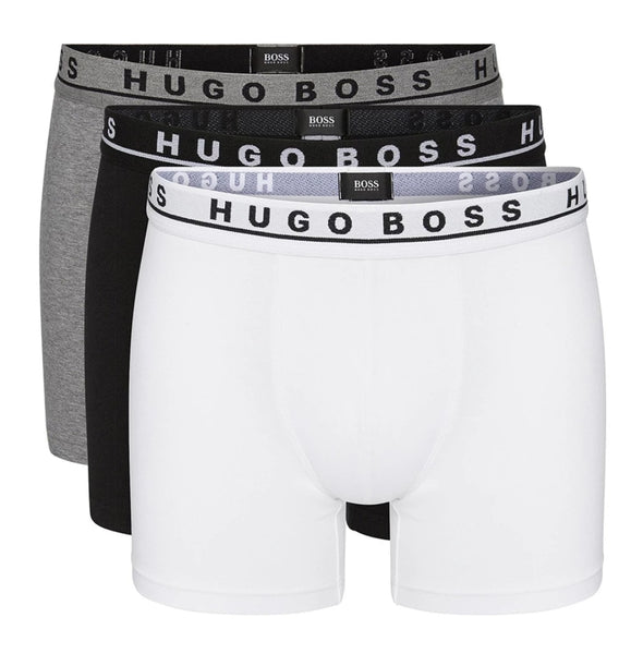 HUGO BOSS PACK OF 3 PREMIUM BOXER SKU-1001