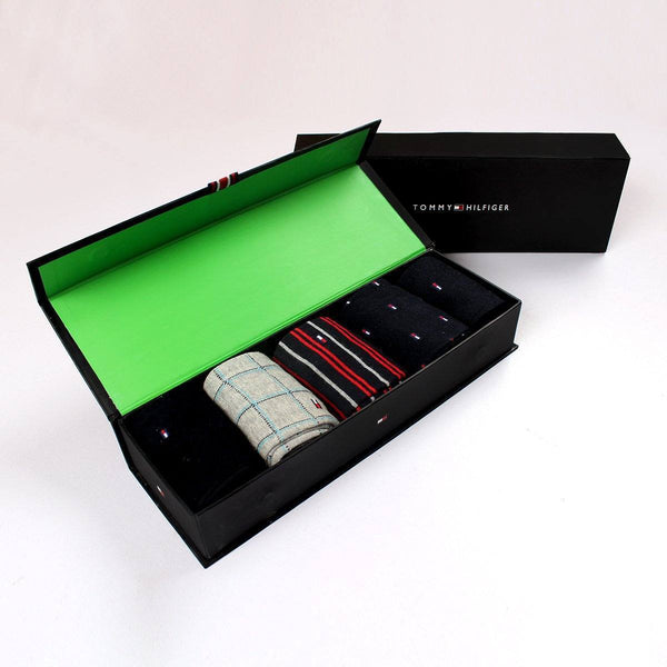 TOMMY HILFIGER 5 SOCKS PACK