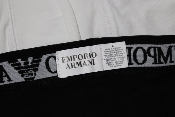 EMPORIO ARMANI COTTON STRETCH 3 LOW RISE TRUNKS