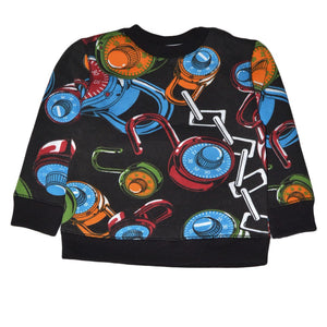 BABY CLUB ANALOG LOCK SWEAT SHIRT