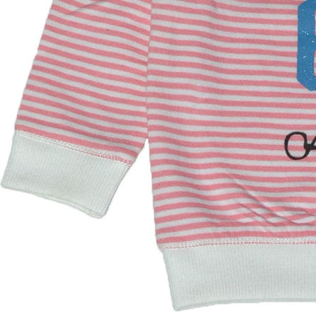 "BABY CLUB HAWAI 64 SWEAT SHIRT ""PINK"""