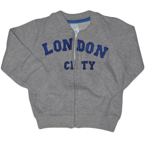 BABY CLUB LONDON CITY ZIPPER