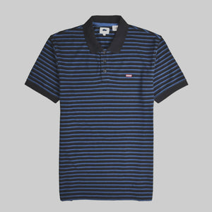 Levi's Modern Hosuse Mark Original Strippe Polo SKU 1001BBLS