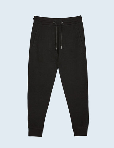 "ZARA MAN SKINNY BASIC JOGGING TROUSER ""CHARCOAL"""