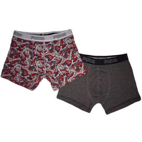 PUMA PACK OF 2 BOXERS