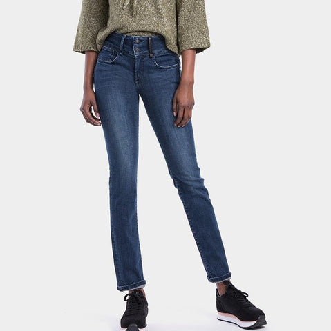TIFFOSI DOUBLE UP SKINNY JEANS WOMEN SKU-1155
