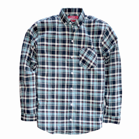 ZARA MAN PREMIUM SLIM FIT MULTI CHECK  SHIRT