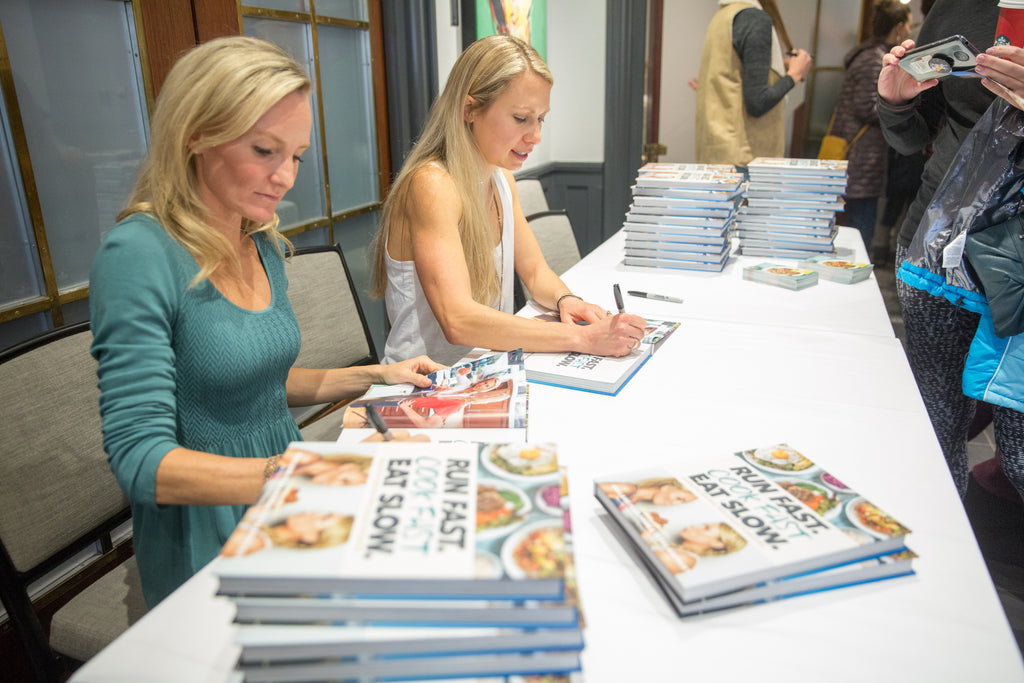 Autographed Cookbooks for Mother's Day