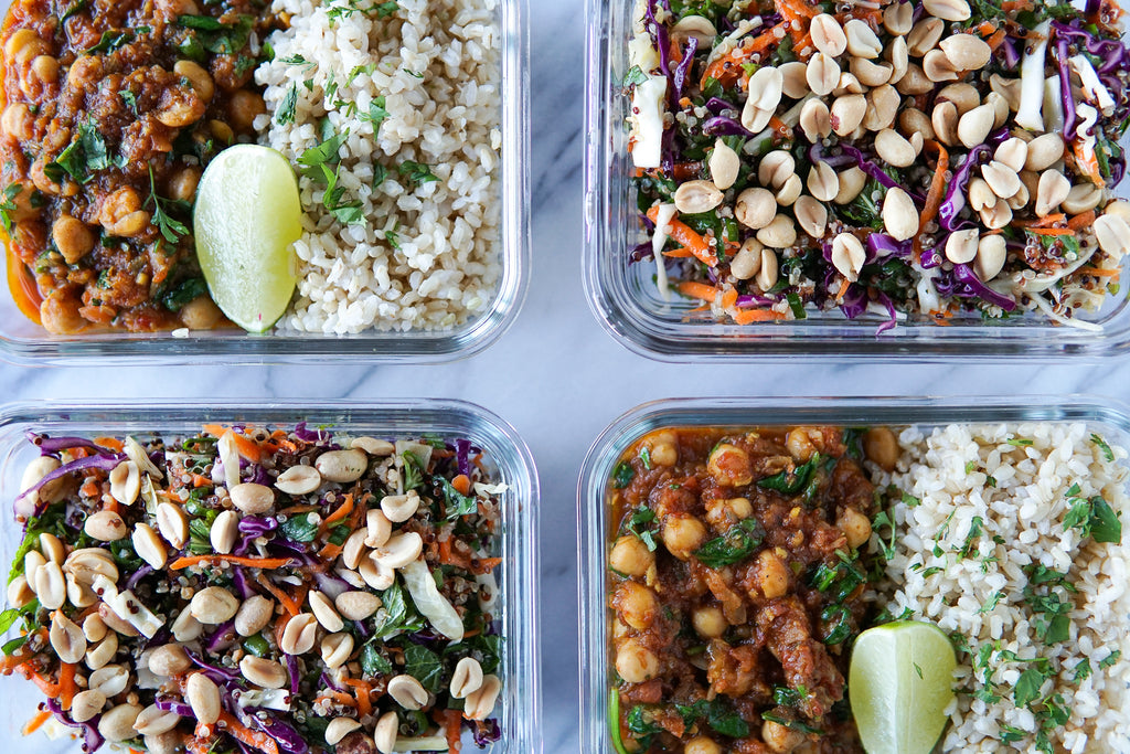 Meal Prep Tips for Back-To-School + Our Favorite Recipes