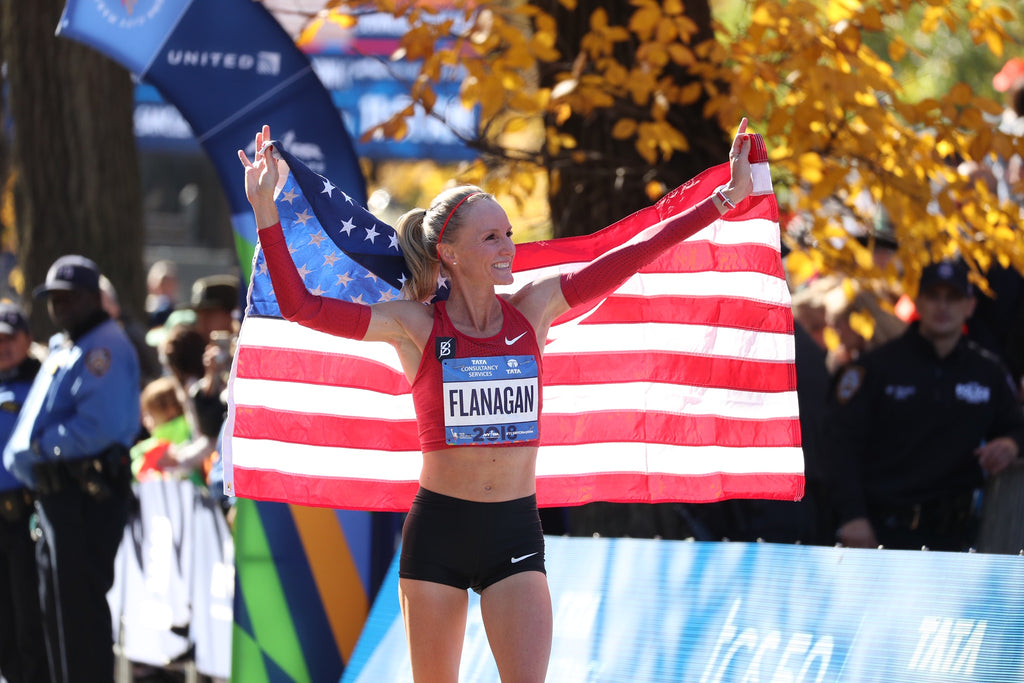 Shalane Flanagan Announces Retirement