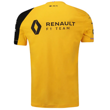 Load image into Gallery viewer, Renault F1™ Team 2019 mens T-Shirt Yellow - Pit-Lane Motorsport