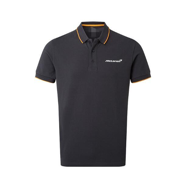 McLaren 2019 Official Team Polo Shirt Black - Pit-Lane Motorsport