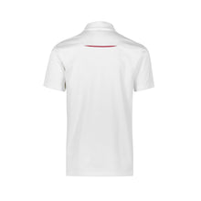 Load image into Gallery viewer, Porsche Motorsport Official Team Merchandise Polo Shirt - White - 2019/20 - Pit-Lane Motorsport